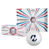Maricopa Comm Callaway Supersoft Golf Balls 12/pkg-Icon