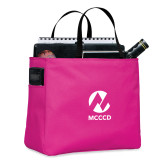 Maricopa Comm Tropical Pink Essential Tote-Acronym