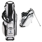 Maricopa Comm Callaway Hyper Lite 4 White Stand Bag-Primary Mark Stacked