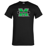 Black T Shirt-M Marshall