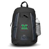 Impulse Black Backpack-M Marshall