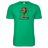 Next Level SoftStyle Kelly Green T Shirt-Official Logo