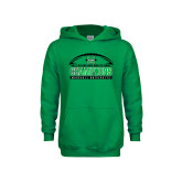 Youth Kelly Green Fleece Hoodie-Gildan New Mexico Bowl