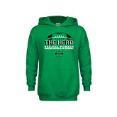 Youth Kelly Green Fleece Hoodie-2018 Gasparilla Bowl
