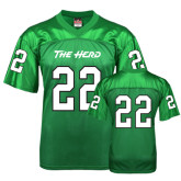 Replica Kelly Green Adult Football Jersey-#22