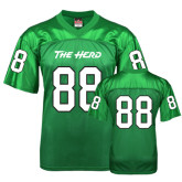 Replica Kelly Green Adult Football Jersey-#88