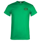 Kelly Green T Shirt-M Marshall