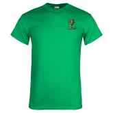 Kelly Green T Shirt-Official Logo