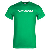 Kelly Green T Shirt-The Herd