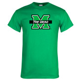Kelly Green T Shirt-M The Herd