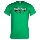 Kelly Green T Shirt-Marshall The Herd Design