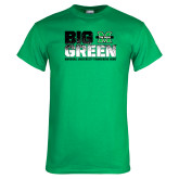 Kelly Green T Shirt-Big Green
