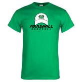 Kelly Green T Shirt-Baseball Hat Design