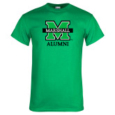 Kelly Green T Shirt-Alumni