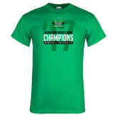 Kelly Green T Shirt-Gildan New Mexico Bowl