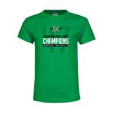 Youth Kelly Green T Shirt-Gildan New Mexico Bowl