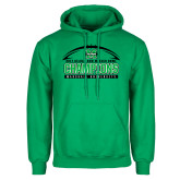 Kelly Green Fleece Hoodie-Gildan New Mexico Bowl