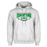 White Fleece Hoodie-Gildan New Mexico Bowl
