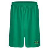 Performance Classic Kelly Green 9 Inch Short-M Marshall