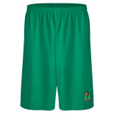 Performance Classic Kelly Green 9 Inch Short-Official Logo