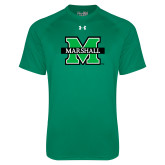 Under Armour Kelly Green Tech Tee-M Marshall