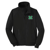 Black Charger Jacket-M The Herd