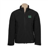 Black Softshell Jacket-