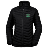 Columbia Lake 22 Ladies Black Jacket-M Marshall