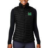 Columbia Lake 22 Ladies Black Vest-M Marshall