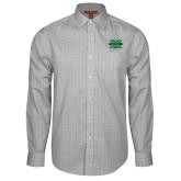 Red House Grey Plaid Long Sleeve Shirt-M Marshall
