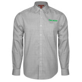 Red House Grey Plaid Long Sleeve Shirt-The Herd