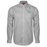 Red House Grey Plaid Long Sleeve Shirt-Marshall Thundering Herd