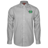 Red House Grey Plaid Long Sleeve Shirt-M The Herd