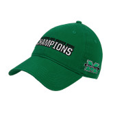 Kelly Green Twill Unstructured Low Profile Hat-Gildan New Mexico Bowl
