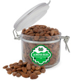 Almond Bliss Round Canister-M Marshall