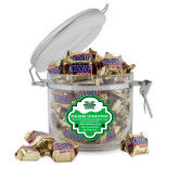 Snickers Satisfaction Round Canister-M Marshall