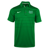 NIKE Kelly Green Sideline Early Season Polo-