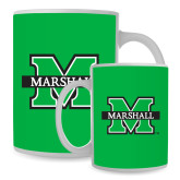 Full Color White Mug 15oz-M Marshall
