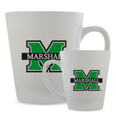 12oz Ceramic Latte Mug-M Marshall