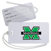 Luggage Tag-M Marshall