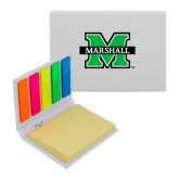 Micro Sticky Book-M Marshall