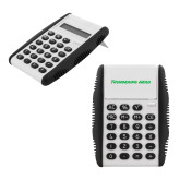 White Flip Cover Calculator-Thundering Herd