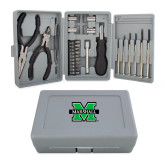 Compact 26 Piece Deluxe Tool Kit-M Marshall