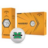 Callaway Warbird Golf Balls 12/pkg-M Marshall
