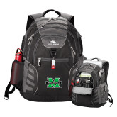 High Sierra Big Wig Black Compu Backpack-M Marshall