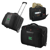 Wenger Transit Wheeled Black Compu Briefcase-M Marshall