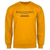 Gold Fleece Crew-Grandpa