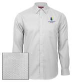 Red House White Diamond Dobby Long Sleeve Shirt-SJI Stacked