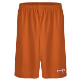 Performance Classic Orange 9 Inch Short-Tertiary Mark