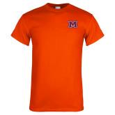 Orange T Shirt-Primary Logo
